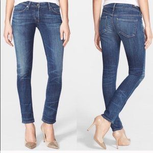 Citizens of Humanity Low Rise Skinny Jeans Size 28